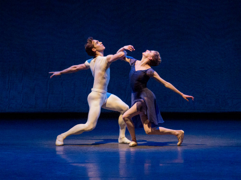 The Kennedy Center Presents New York City Ballet in Two Repertory Programs