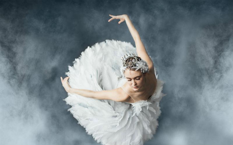 Ballet Performances Calendar - cover